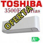 Aires acondicionados 3500 frigorias