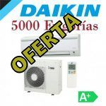 Aires acondicionados 4500 frigorias