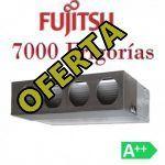 Aires acondicionados 7000 frigorias por conductos