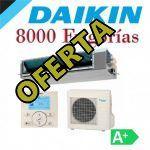 Aires acondicionados 8000 frigorias