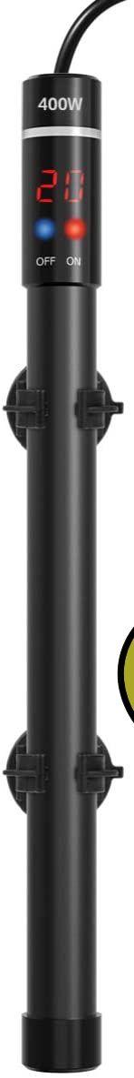 Calentadores de acuarios 400w