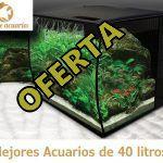 Calentadores de acuarios 40l