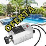 Calentadores de piscinas con termostatos