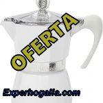 Cafeteras italianas blanca