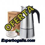Cafeteras italianas de 500ml