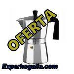 Cafeteras italianas de aluminio