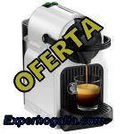 Cafeteras nespresso blanca