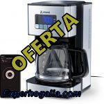 Cafeteras programables alexa