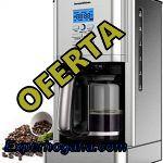 Cafeteras programables de acero