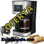 Cafeteras programables de goteo