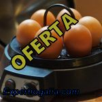 Cocedores de huevos con formas