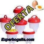 Cocedores de huevos de silicona