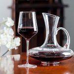 Decantadores de vino mas copas