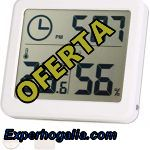 Termometros higrometros digitales