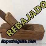Cepilladoras de madera antigua