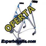 Andadores para ancianos con 4 ruedas