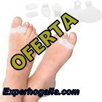 Correctores de dedos pie