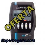 Electroestimuladores musculares compex fit 2.0