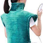 Mantas eléctricas de cuello