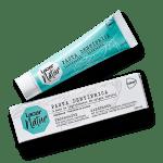 Pastas de dientes naturales